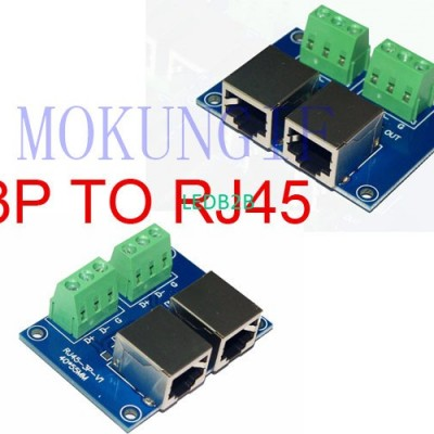 20pcs fast shipping DMX512 3pin T