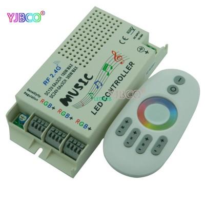 2.4G music RGB controller DC 12V-