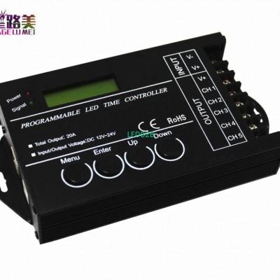 TC421 DC12V-24V WIFI time program