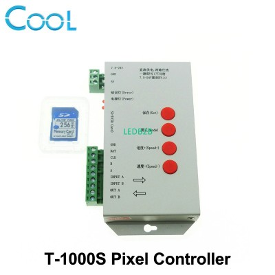 T-1000S LED Pixel Controller for