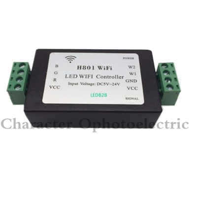 5pcs H801 WiFi;RGBW LED WIFI cont
