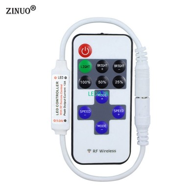ZINUO Single Color LED Strip RF R