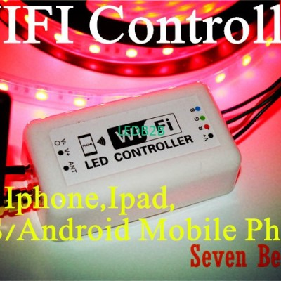 WIFI RGB LED Controller for Iphon