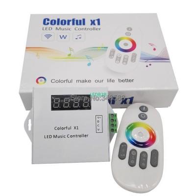 DC12V 24V 18A Colorful X1 Music L