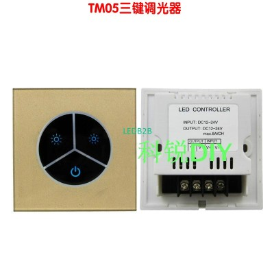 Hot sell TM05 Touch Panel  LED Di