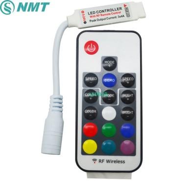 dc12v 24v RGB mini Led Controller