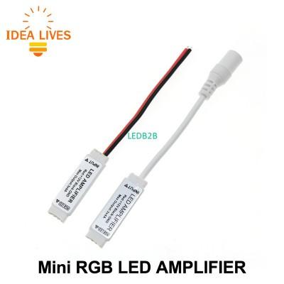 RGB LED Strip Amplifer DC12V 3*4A