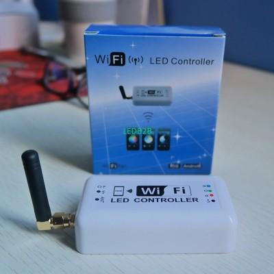 Wifi RGB LED Controller 12V 24V 1