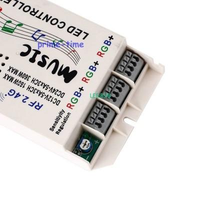 2.4G DC12-24V Wireless RF Remote