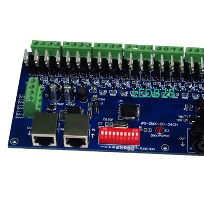 wholesale 1 pcs DMX-CC-24CH 8 gro