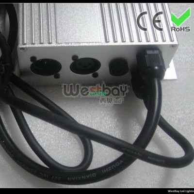 Stage light dimming controller wi