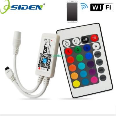 Wifi LED RGB / RGBW Controler DC1