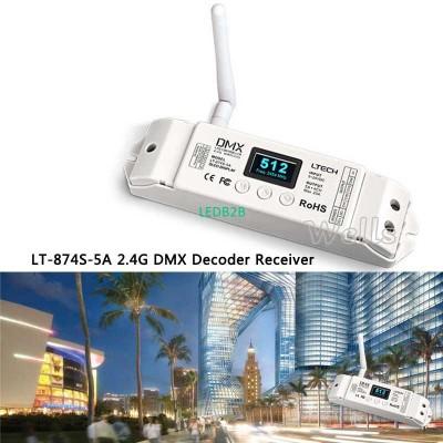LT-870S DMX512 transceiver LT-874
