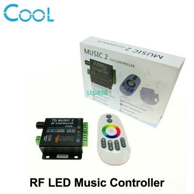 Music LED RGB Controller DC12-24V
