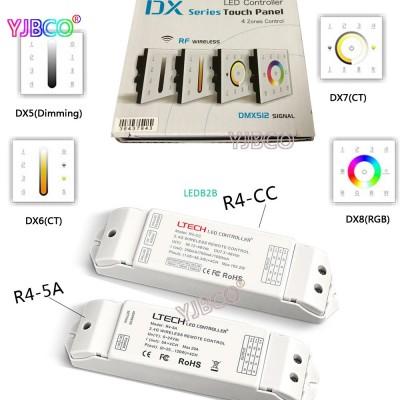 ltech DX5/DX6/DX7/DX8 2.4G LED di