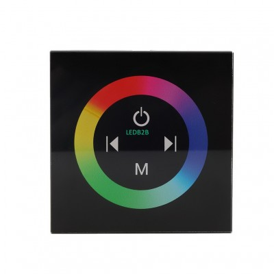 86 Home Wall RGB LED Touch Panel