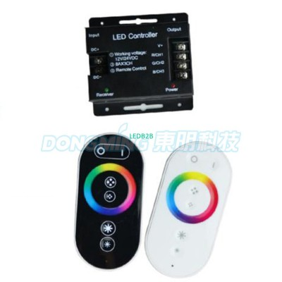 RF Wireless Touch Panel LED dimme