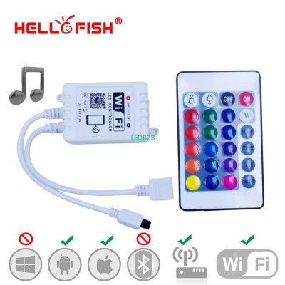 Hello Fish 5 Channel Bluetooth RG