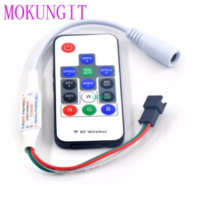 Mokungit New 14 Key RF Wireless D