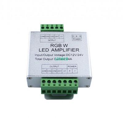 LED signal amplifier DC12/24V 24A