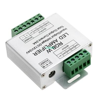 LED RGBW /RGB Amplifier DC12 - 24