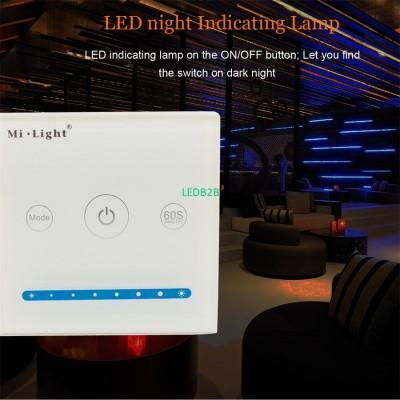 Mi-light Led Controller Touch Swi