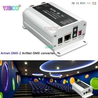 Artnet-DMX-2;ArtNet-DMX converter