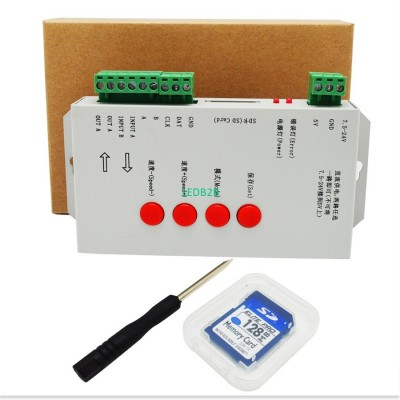 WS2801 WS2811 WS2812B Led control