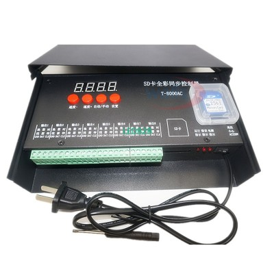 LED controller T8000 SD Card Cont