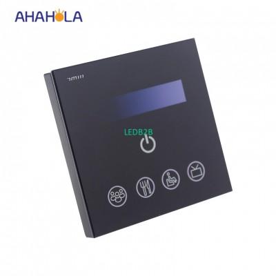 touch panel 110v/220v triac led w