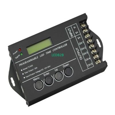 TC420 Time programable RGB LED Co