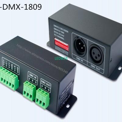 DMX SPI singnal Decoder LT-DMX-18