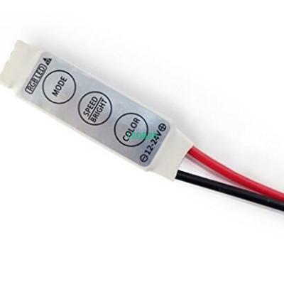 10pcs/lot  Mini RGB Led Controlle