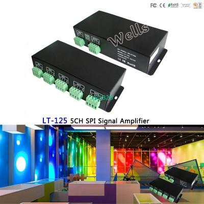 LT-125 5CH SPI Signal led Amplifi
