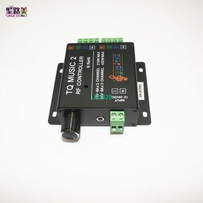 DC12-24V 18A RF Remote RGB led st