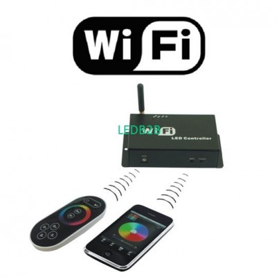 WF100 led wifi controller dimmer