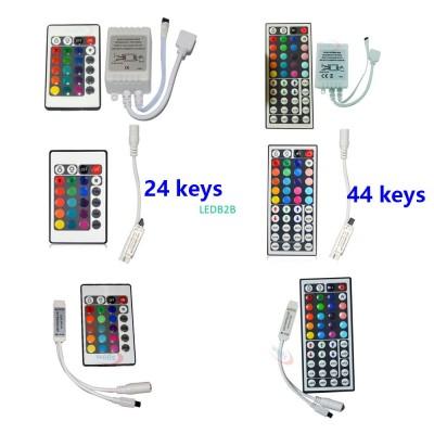 RGB Controller 24/44 Keys IR Wire