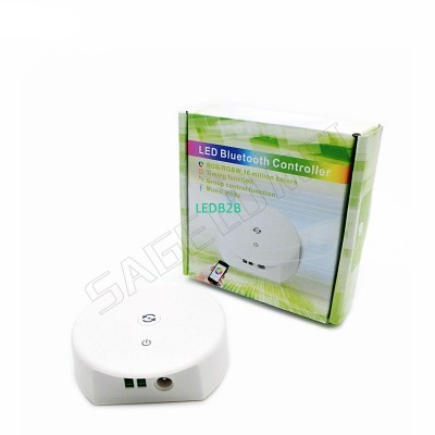 1pcs RGB RGBW Bluetooth LED Contr