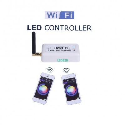 Control by Android IOS 370 WIFI L