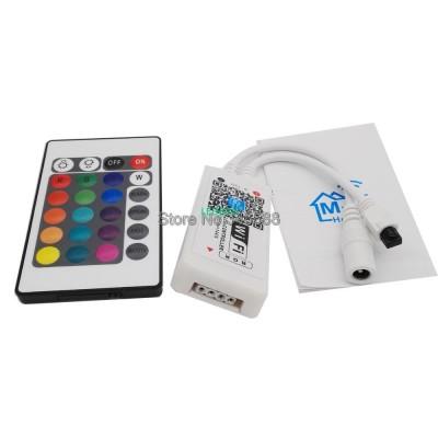 RGB LED WiFi Controler DC 12V 4A