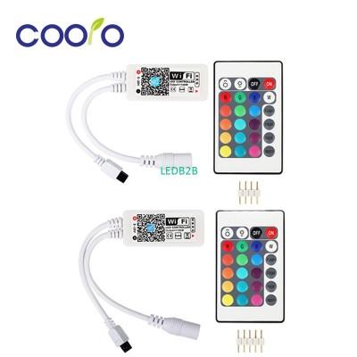 DC12V LED WIFI RGB / RGBW Control