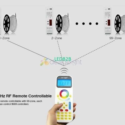 2.4G wireless control Mi.Light LS