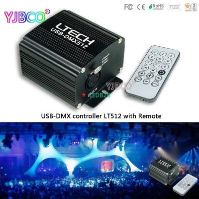 LED USB-DMX Master controller;LT5