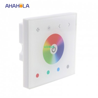dc 12-24v rgb controller touch sw