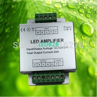LED RGBW / RGB Amplifier DC12 - 2