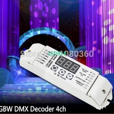 DMX512 Decoder RGBW RGBWW LED str