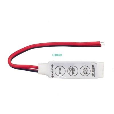 OSIDEN 5Pc Newest 3Key Mini RGB C