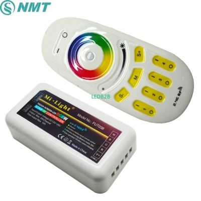 dc12v 24v 2.4Ghz rgbw led control