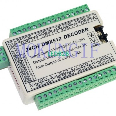 Fast shipping 5Pcs 24CH Controlle