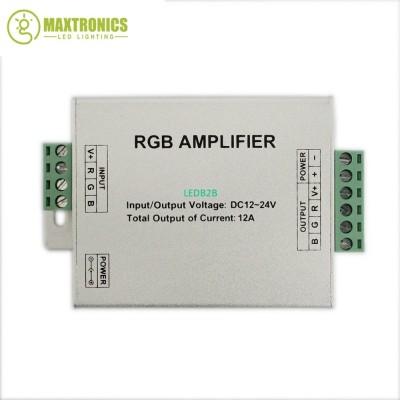 DC12-24V 12A RGB Amplifier Contro